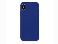 Θήκη Apple iPhone XS Max - Puro Icon Cover Dark - Blue