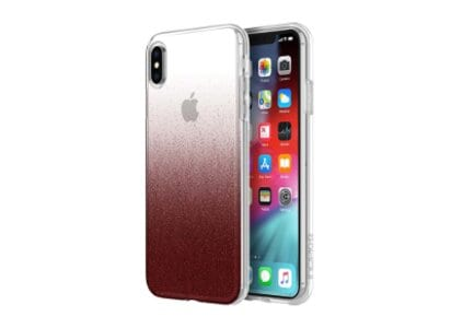 Θήκη Apple iPhone XS Max - Incipio Back Cover - Cranberry Sparkler (Design Series)