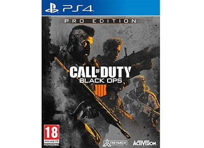 Call of Duty: Black Ops IIII Pro Edition - PS4 Game