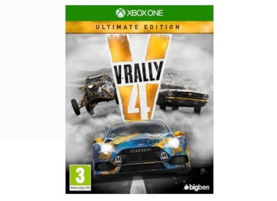 V- Rally 4 Ultimate Edition- Xbox One Game gaming   παιχνίδια ανά κονσόλα   xbox one