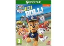 Paw Patrol: On A Roll - Xbox One Game