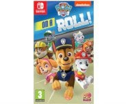 Paw Patrol: On A Roll - Nintendo Switch Game