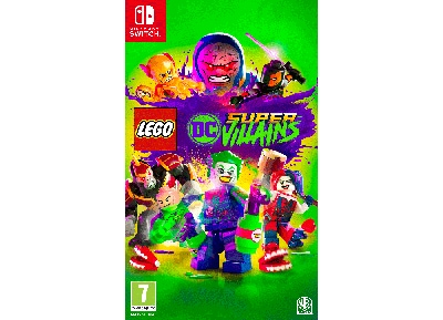 LEGO DC Super-Villains – Nintendo Switch Game