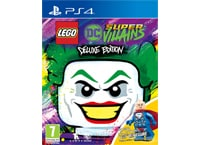LEGO DC Super-Villains Deluxe Edition - PS4 Game