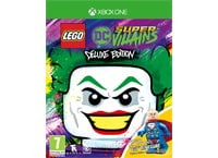 LEGO DC Super-Villains Deluxe Edition - Xbox One Game