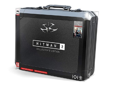 Hitman 2 Collector's Edition - PC Game