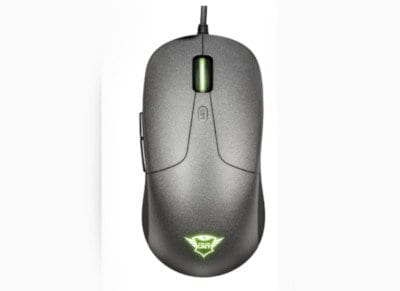Gaming Mouse Trust GXT 180 Kusan- Μαύρο gaming   αξεσουάρ pc gaming   gaming mouse