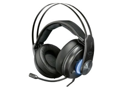 Trust GXT 383 Dion 7.1 Bass Vibration- Gaming Headset gaming   αξεσουάρ pc gaming   gaming headsets
