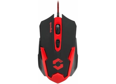 Gaming Mouse - Xito 680009 BKRD Professional Speedlink -  Μαύρο/Κόκκινο