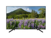 "Τηλεόραση Sony 43"" Smart LED Ultra HD KD43XF7005BAEP"