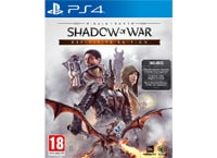 Middle-earth: Shadow of War Definitive Edition - PS4 Game
