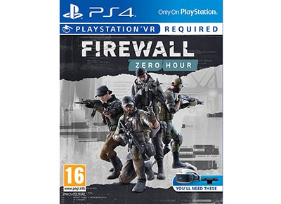 Firewall – PS4/PSVR Game
