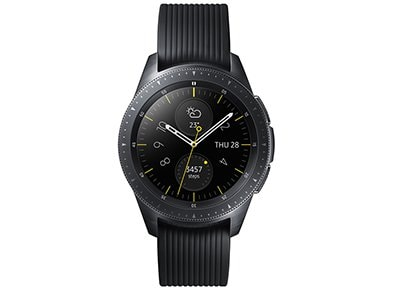 Smartwatch Samsung Galaxy Watch 42mm Μαύρο