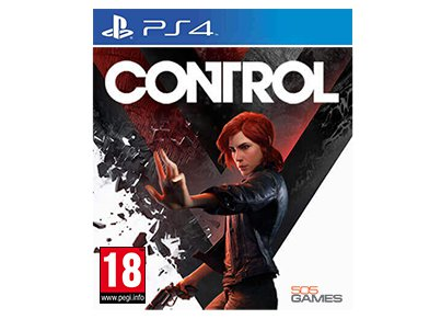 PS4 Used Game: Control