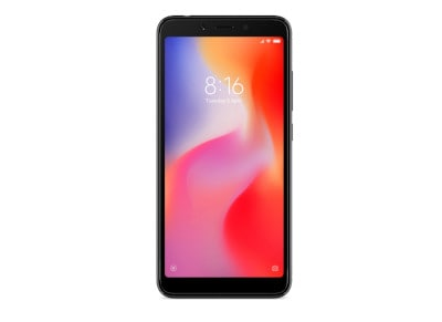Xiaomi Redmi 6 32GB Μαύρο Smartphone