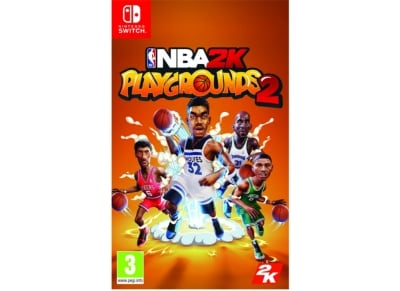 NBA 2K PLAYGROUNDS 2 – Nintendo Switch Game