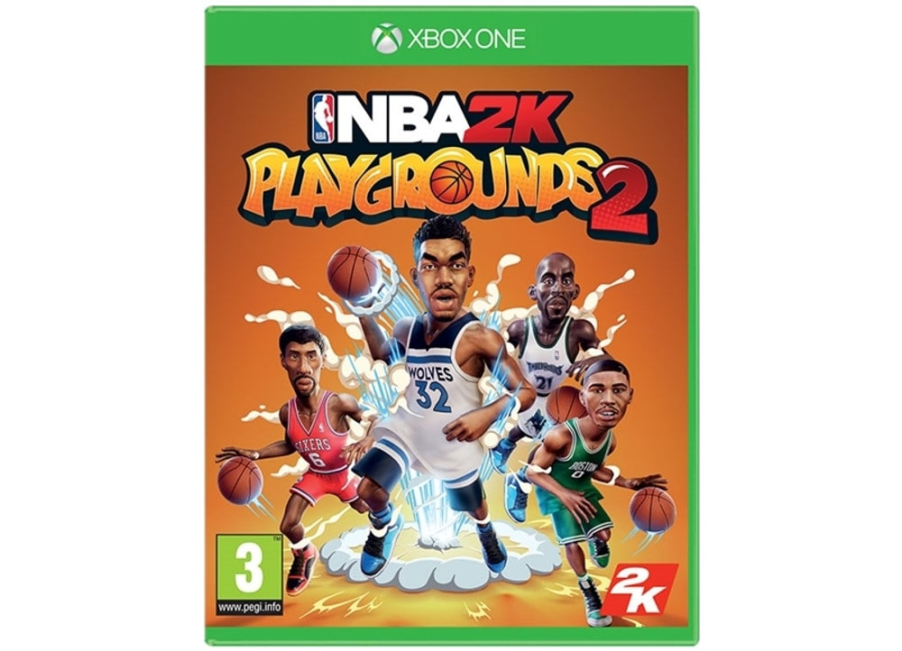 NBA 2K PLAYGROUNDS 2 - Xbox One Game
