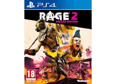 Rage 2 Deluxe Edition - PS4 Game