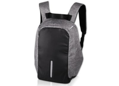60d5b6f911 Τσάντα Laptop Πλάτης Nod City Safe 15.6