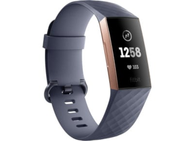 Activity Tracker - FitBit Charge 3 Μπλε