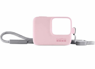 GoPro Sleeve and Lanyard - Hero7 Pink