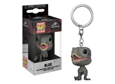 Μπρελόκ Funko Pop! Keychain - Jurassic World Blue gaming   gaming merchandise   φιγούρες funko pop