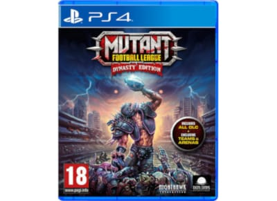 Mutant Football League Dynasty Edition – PS4 Game