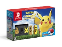 Nintendo Switch - Pokemon: Let's Go, Pikachu!