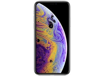 Apple iPhone XS Max 256GB Silver 4G Smartphone