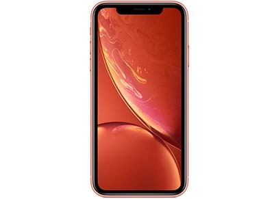 Apple iPhone XR 256GB Coral 4G Smartphone