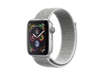Apple Watch Series 4 40mm Aluminum Silver Sport Loop Seashell