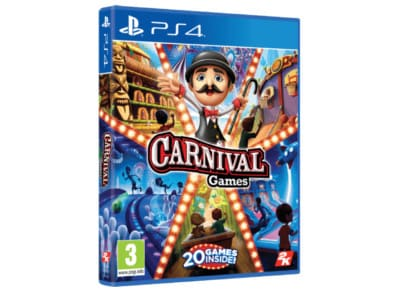 Carnival Games - PS4 Game gaming   παιχνίδια ανά κονσόλα   ps4