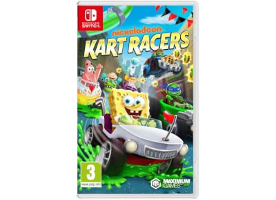 Nickelodeon Kart Racers – Nintendo Switch Game
