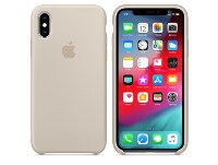 Θήκη iPhone XS Max - Apple Silicone Case - Stone