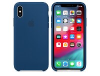 Θήκη iPhone XS Max - Apple Silicone Case - Blue Horizon