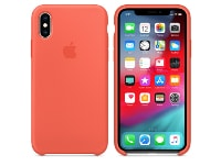 Θήκη iPhone XS Max - Apple Silicone Case - Nectarine