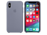 Θήκη iPhone XS Max - Apple Silicone Case - Lavender Gray