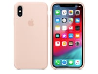 Θήκη iPhone XS - Apple Silicone Case - Pink Sand