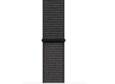 Apple Watch 44mm Sport Loop Band (Regular) - Μαύρο