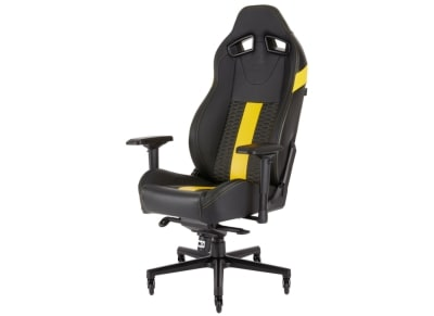 Gaming Chair Corsair T2 Road Warrior Κίτρινο