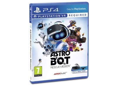 Astro Bot: Rescue Mission – PS4 Game/PSVR Game