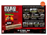 Red Dead Redemption 2 Ultimate Edition - Xbox One Game