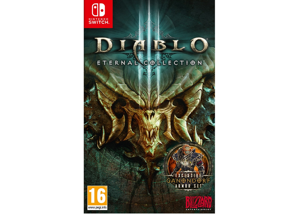 Diablo III: Eternal Collection - Nintendo Switch Game