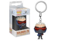 Μπρελόκ Funko Pop! Videogames - Overwatch - Soldier 76