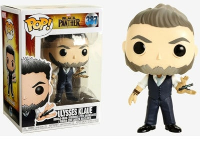 Φιγούρα Funko Pop! Marvel - Black Panther Ulysses Klaue