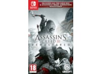 Assassin's Creed III Remastered - Nintendo Switch