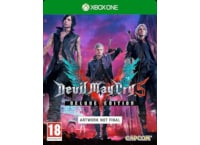 Devil May Cry 5 Deluxe Steelbook Edition - Xbox One Game
