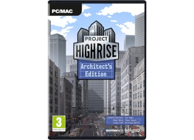 Project Highrise Architect's Edition - PC Game