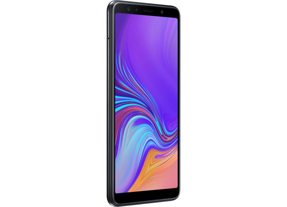 b5c39930e5a Samsung Galaxy A7 64GB Dual Sim Μαύρο Smartphone | Public