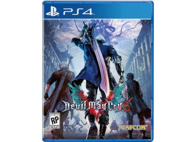 PS4 Used Game: Devil May Cry 5